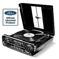 Giradischi ION Audio Mustang LP nero