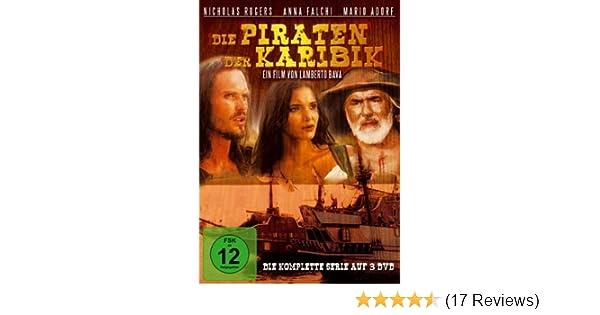 Die Piraten Der Karibik Die Vollständige Serie 3 Dvds