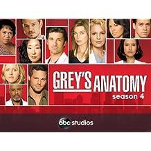 Grey's Anatomy - Season 4 [OV]