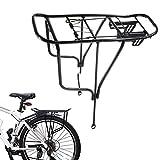 ~ 2 Art Fahrrad-Zyklus-Pannier Legierung Gepäckträger Halter Fahrradgepäckrahmen Fahrrad Nach Dem Regal