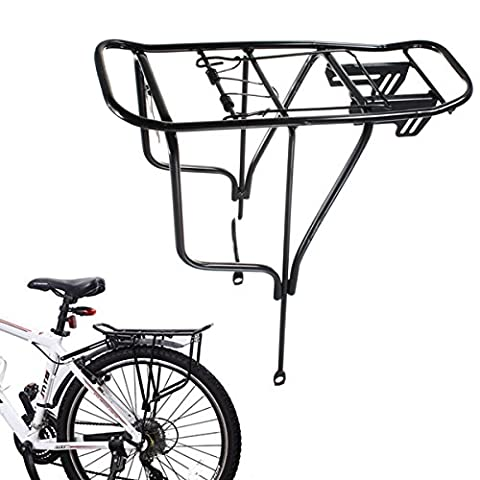 Inovey 2 Typ Bicycle Cycle Pannier Alloy Hintere Rack Carrier Bracket Bike Gepäck Frame Bike After The Shelf