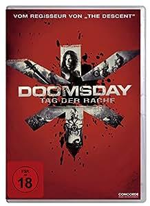 Doomsday - Tag der Rache (Steelbook)