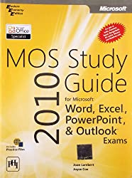 Mos 2010 Study Guide For Ms Word, Excel Powerpoint - Lambert/Co