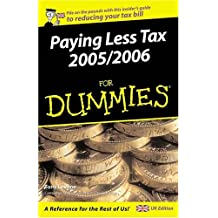 Paying Less Tax for Dummies