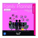 Quo Vadis Family Planner Hebdo Calend...