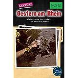 PONS Mörderische Kurzkrimis: Gestern am Rhein: Mörderische Kurzkrimis zum Deutschlernen (A1/A2) (PONS Mörderische Hörkrimis)