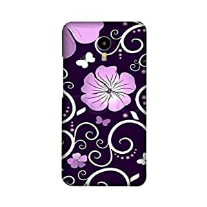 Yashas High Quality Designer Printed Case & Cover for YU Yunicorn (Art Pattern)