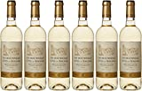 Ch. Rousseau Côtes de Bergerac Vin Blanc Moelleux 75 cl - Pack de 6