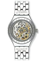 Swatch Herren-Armbanduhr Body & Soul Analog Automatik YAS100G