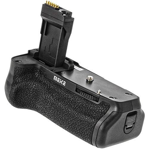 Meike Batteriegriff fuer Canon 750D, 760D - fuer mehr Akkulaufzeit und professionelle Portraits - MK-750D/760D