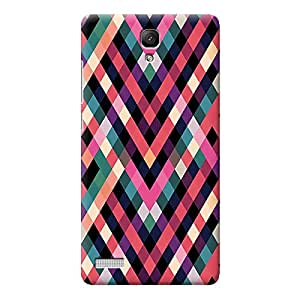 Abstract box Redmi Note 4G case