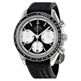 OMEGA Men's Speedmaster 40mm Rubber Band Automatic Watch 326.32.40.50.01.002