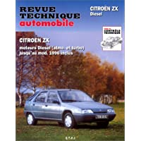 Études & documentation de la Revue technique automobile, N° 548 et 584 : Citroën ZX Diesel et turbo Diesel