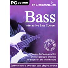 Musicalis Interactive Bass Guitar Course