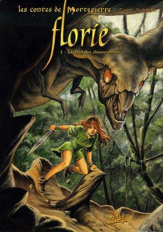 Les contes de Mortepierre, Tome 2 : La Nuit des chauves-souris