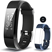Fitness Tracker Muzili Sport Fitness Armband Laufen Wristband Fitness Band Schrittzähler mit Herzfrequenz Monitor / Schrittzähler / Schlafmonitor Tracker für iPhone und Android Phone
