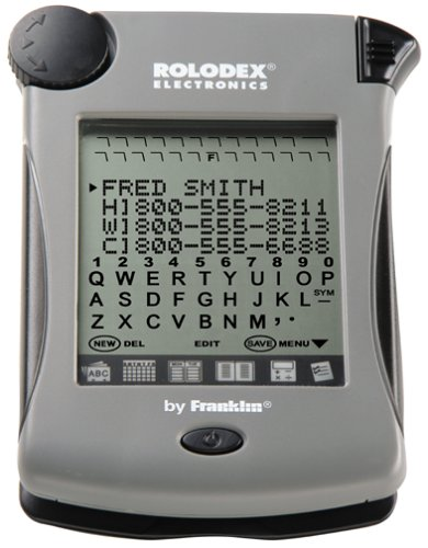 Franklin Rolodex-PDA-Datenbank 512 KB (Datenbank)