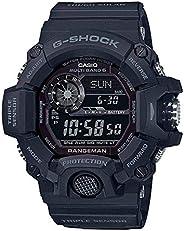 Casio G Shock GW 9400 1BDR Rangeman Men's Digital Wrist Watch, B