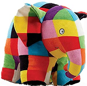Rainbow Designs EL1441 Elmer Soft Toy