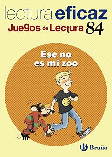 ése no es mi zoo juego lectura (castellano - material complementario - juegos de lectura)