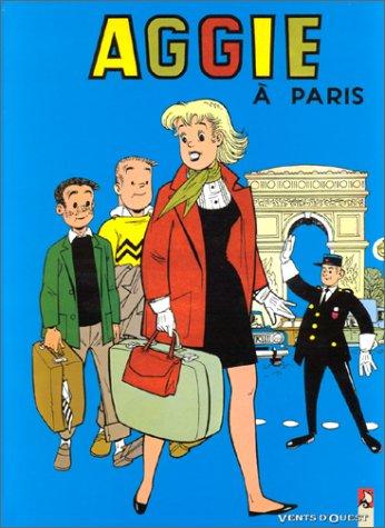 Aggie, Tome 4 : Aggie à Paris