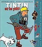 Tintin et le Yéti (livre autocollants)...