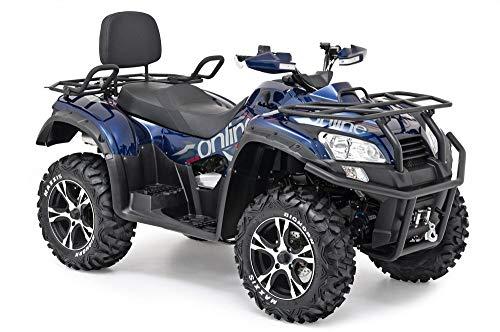 Online X 9.0 L-R LOF V-Twin Motor