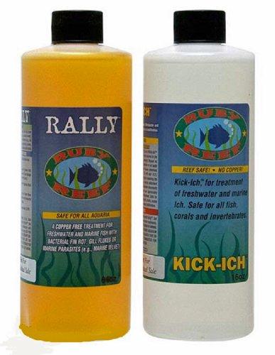 Kick-ICH & Rally combo - 16oz 1