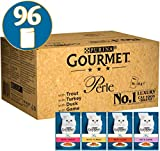 Gourmet Wet Cat Food Perle Country Medley, 96 x 85 g