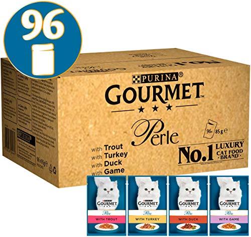 Gourmet Wet Cat Food Perle Count...
