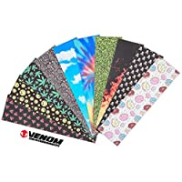 "Venom Professional Grade Skateboard Griptape 9"" x 33"" - Watermelon"