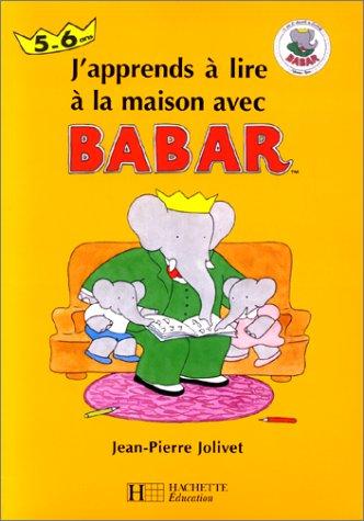 Japprends à lire à la maison avec Babar