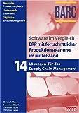 Software im Vergleich - ERP mit fortschrittlicher Produktionsplanung: 14 Lösungen für das Supply Chain Management