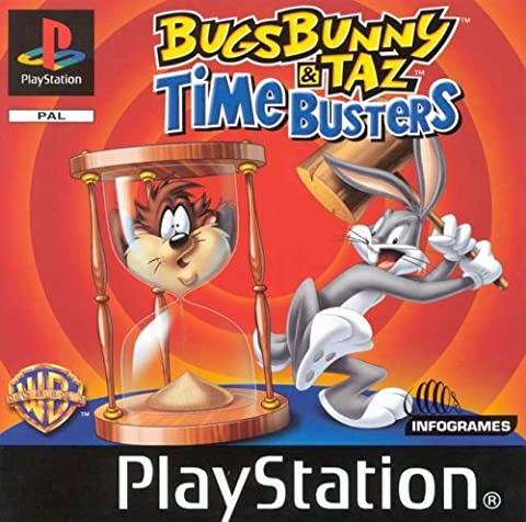 Bugs Bunny and Taz: Time Busters (Playstation) [PlayStation]