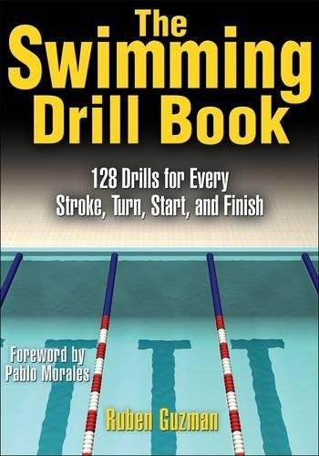 The Swimming Drill Book (The Drill Book Series)