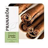 PRANAROM - Huile essentielle Cannelle de Ceylan écorce (cannelier) - 5 ml