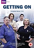 Getting On: Complete Series 1 & 2 [Regions 2 & 4] by Peter Capaldi