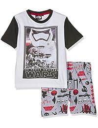 Disney Star Wars pijama corto el despertar de la fuerza nuevo diseño 2016edad 3–10años