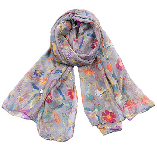 Outrip Womens Cotton Scarves Lad...