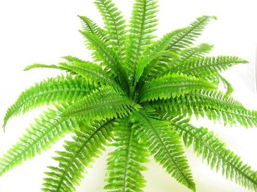 35-cm-en-pot-Soie-artificielle-Vert-fougre-de-Boston-plante-dintrieur-pour-plantes