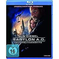 Babylon A.D. - Uncut [Blu-ray]