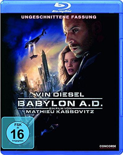 Bild von Babylon A.D. - Uncut [Blu-ray]