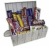Mega Chocolate Lovers Hamper Gift Box (Style 3)