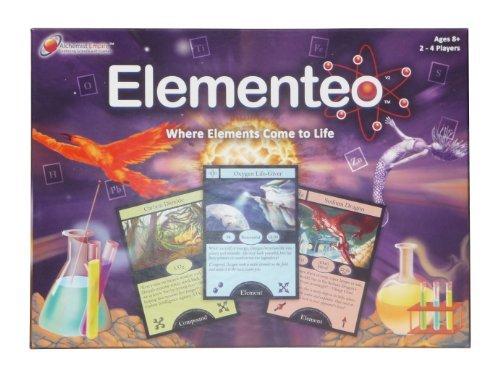 Elementeo Chemistry Card Game V2