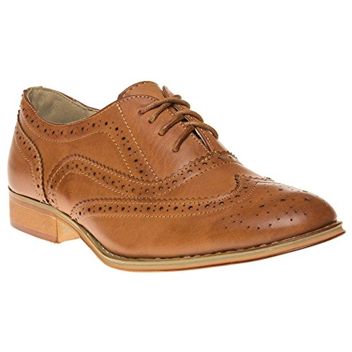 Dolcis Ols404 Femme Chaussures Fauve Fauve