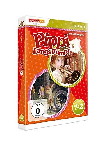 Pippi Langstrumpf - TV-Serie, DVD 1 & 2: Alle Infos bei Amazon