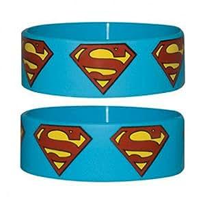 Superman Bracelet - Logo Repeat (6 x 2 cm)