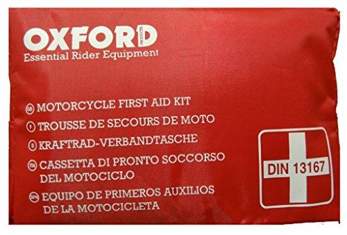 Erste Hilfe Verbandstasche für Motorrad Roller Quad