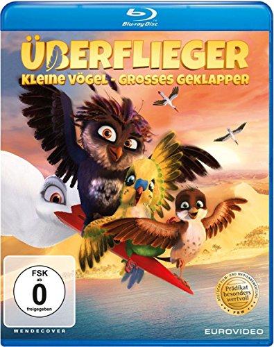 Überflieger – Kleine Vögel, großes Geklapper [Blu-ray]