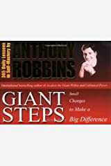 [Giant Steps: Small Changes to Make a Big Difference] [By: Robbins, Tony] [January, 2001] Broché